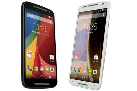 Motorola Moto G and Moto X are back for 2014, and bigger than before