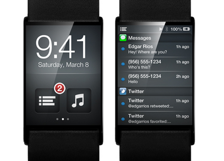 Apple iWatch to come in two sizes, with flexible sapphire screen and tiny sensors