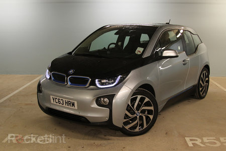 Hands-on: BMW i3 review - photo 1