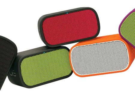 Logitech's UE Mini Boom Bluetooth speaker is both durable and portable for £79