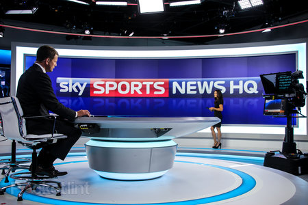 Sky Sports News HQ viewable by all NOW TV subscribers, just in time for transfer deadline day