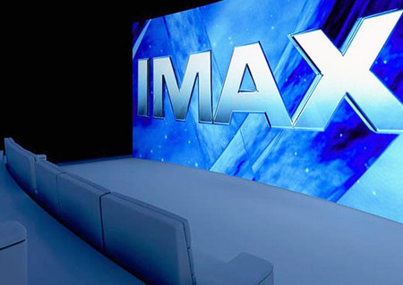 IMAX can now beam cinema movies into the home while they're still on at the big screen