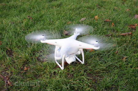DJI Phantom 2 Vision review - photo 1