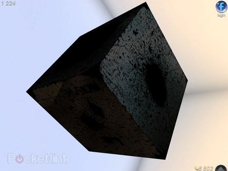 APP OF THE DAY: Curiosity - what's inside the cube review (iOS and Android) - photo 1