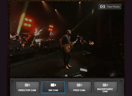 Watch Kings of Leon concert live in London on YouTube - and control the 360-degree stage camera