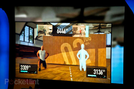 Xbox 360 Nike+ Kinect Training: Become athlete fit in your living room