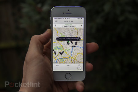 Uber: The new taxi service hoping to change getting a cab in London