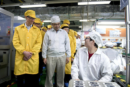 Foxconn considering 'advanced display' TV factory in US, perfect for Apple's iTV