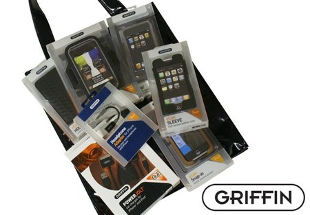 Win Griffin iPhone goodies