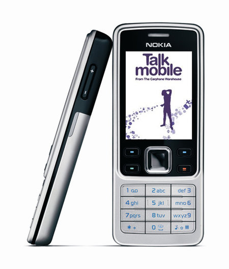 Win 1 of 3 Nokia 6300 mobile phones