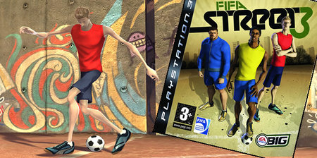 Win 1 of 5 copies of Fifa Street 3