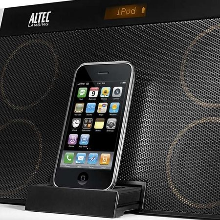 Win an Altec Lansing inMotion MAX speaker dock