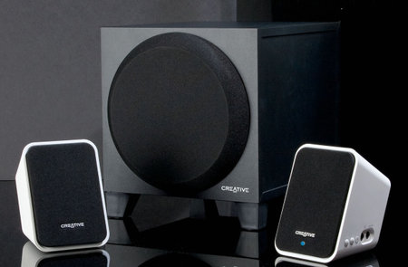 Win Creative's Inspire S2 wireless speakers