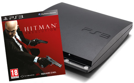 WIN: Hitman Absolution *and* a PS3 to play it on