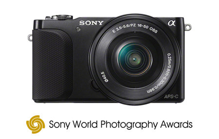 WIN: A Sony NEX-3N and World Photography Awards workshop prize