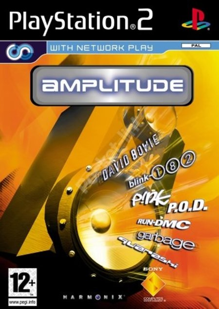 Amplitude - PS2 review