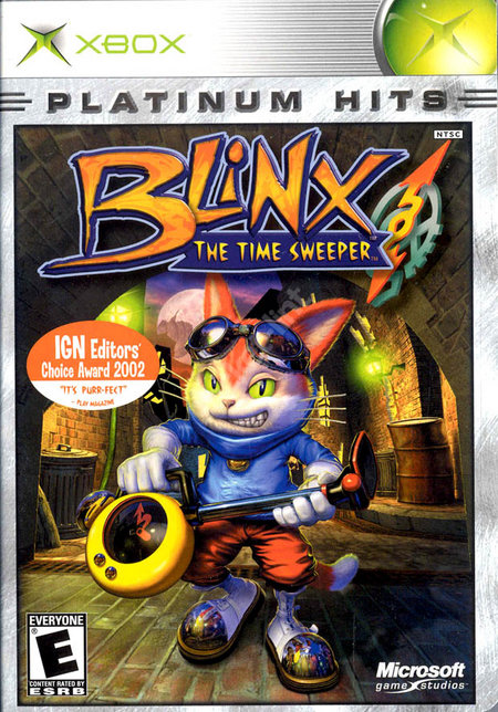Blinx - Xbox review