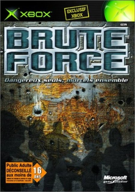 Brute Force - Xbox review