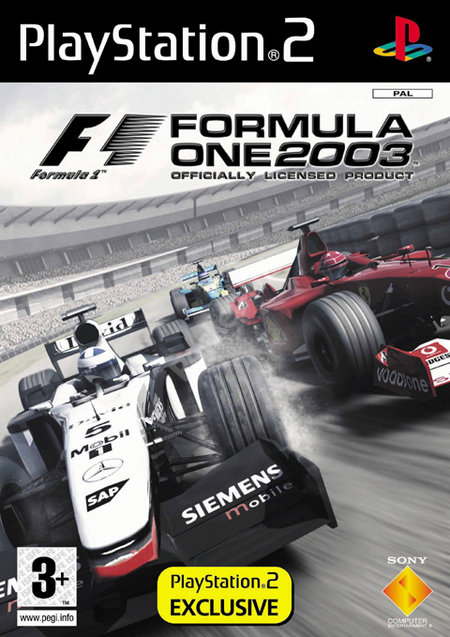 Formula One 2003 - PS2 review