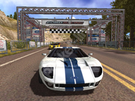 Ford Racing 2 - XBox review - photo 4