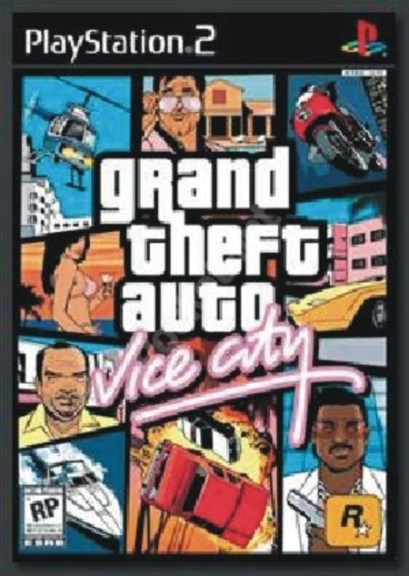 GTA: Vice City - PS2