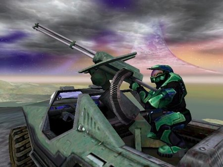 Halo: Combat Evolved - XBox review