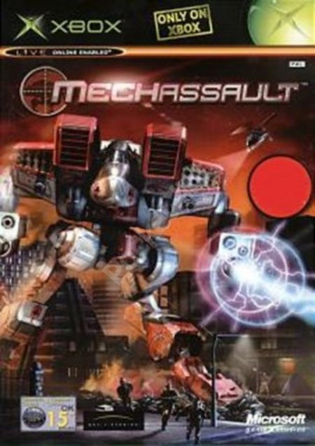 MechAssault - Xbox review