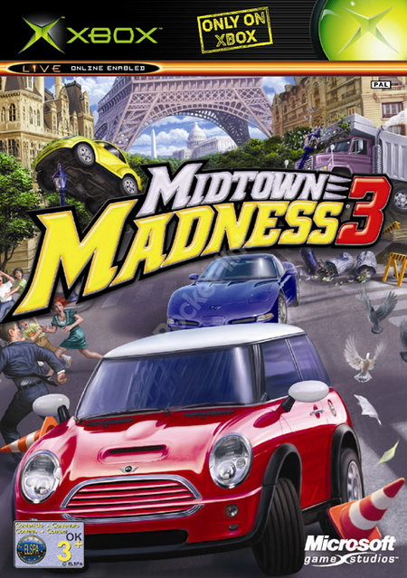 Midtown Madness 3 - Xbox review