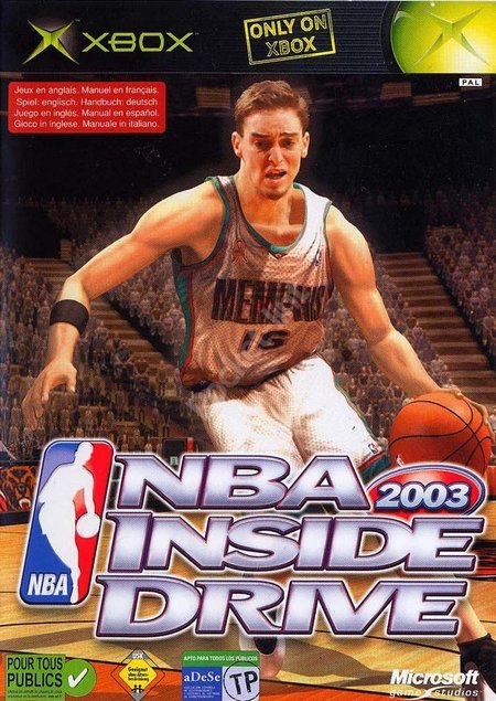 NBA Inside Drive 2003 - Xbox review
