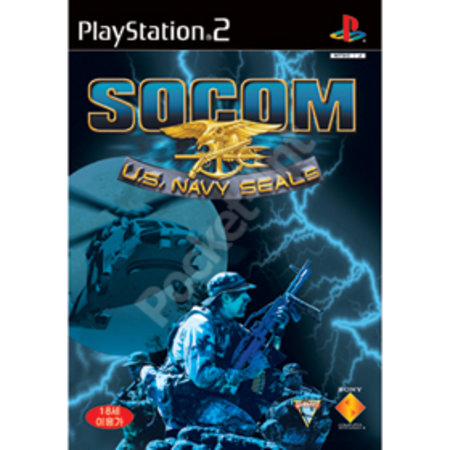 SOCOM: US Navy SEALS - PS2