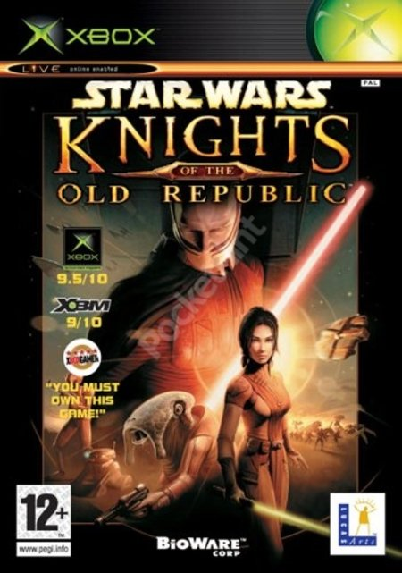 Star Wars - Knights of the Old Republic - Xbox