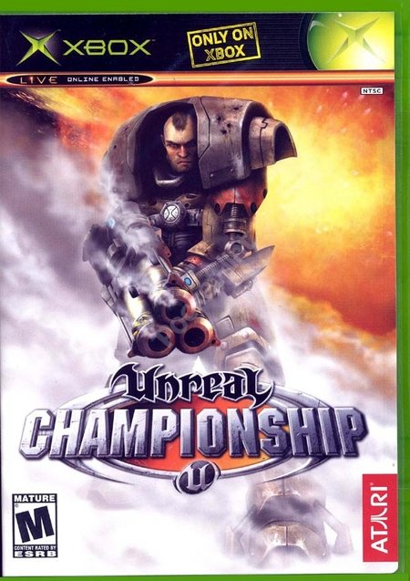 Unreal Championship - Xbox review