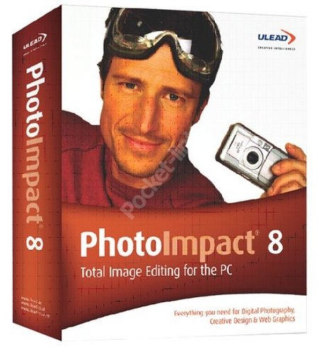 Ulead PhotoImpact 8 review