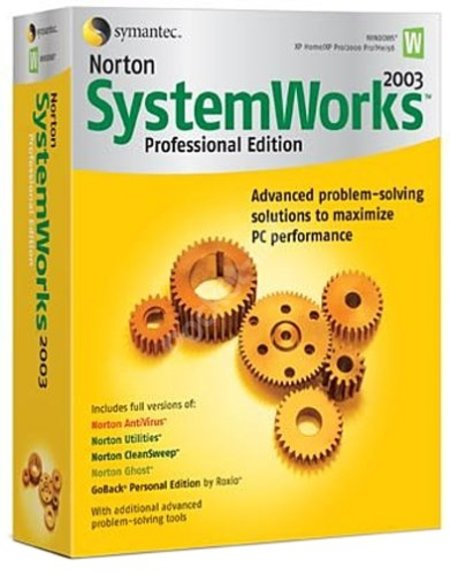 Norton SystemWorks 2003 review