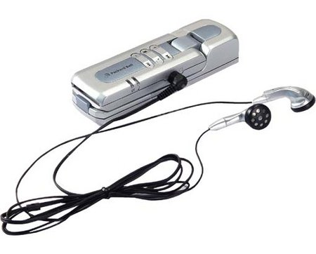 Packard Bell Audio Key MP3 player