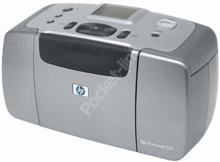 HP Photosmart 245 compact photo printer review