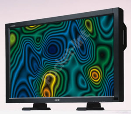 NEC LCD3000 30in LCD flat panel monitor review