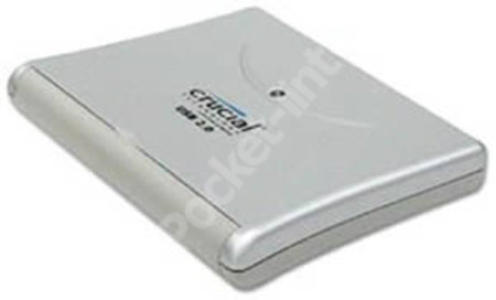 Crucial Hi-Speed USB 7-in-1 Card Reader