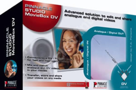 Pinnacle MovieBox Studio USB