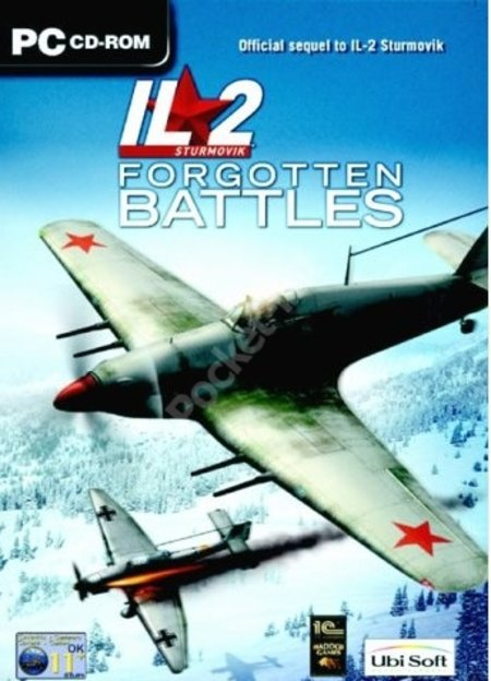 IL2 Sturmovik - Forgotten Battles - PC