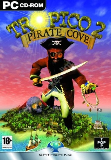 Tropico 2 - Pirate Cove - PC