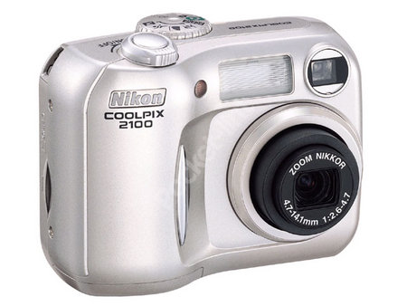 Nikon Coolpix 2100 review