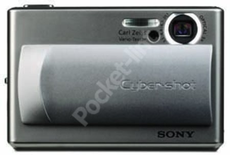 Sony DSC-T1 Digital Camera review