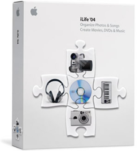Apple iLife 04 review