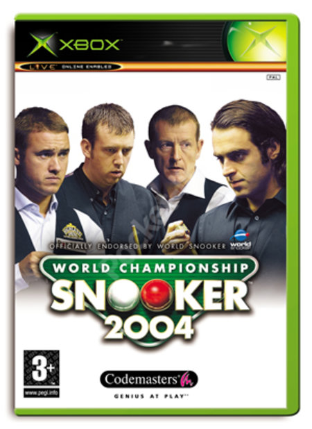 World Championship Snooker 2004 - Xbox