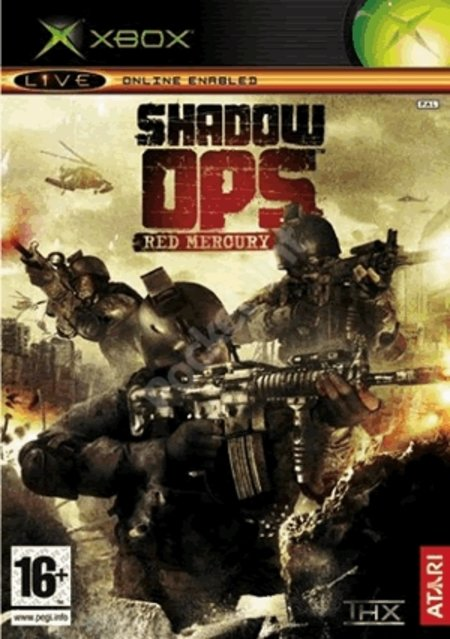 Shadow Ops Red Mercury - Xbox review