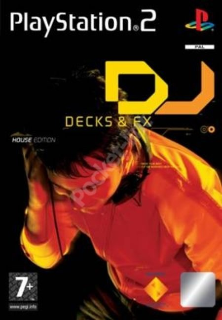 DJ decks and fx - PS2 review