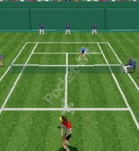 Super Real Tennis – Mobile game