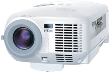 NEC HT410 Projector – EXCLUSIVE