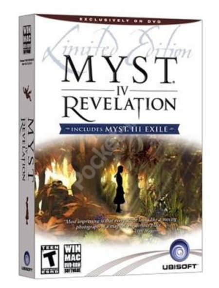 Myst IV Revelation review